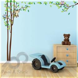 Thin Tree Branch Monkey L 220x175cm ps1219